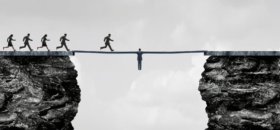 Självuppoffring som etiskt ideal skapar en negativ människosyn