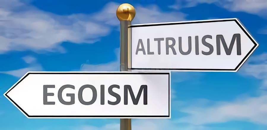 Altruism vs Egoism